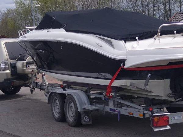 transport jachtów